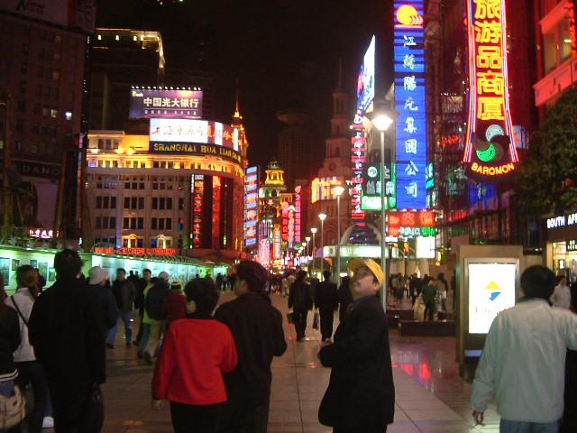 初めての海外出張 中国 北京と上海