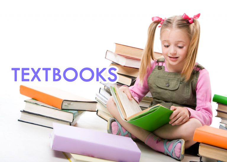 List of Texbooks