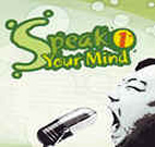 Speak Your Mind 1