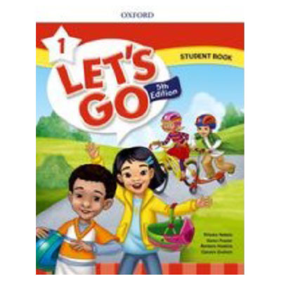 Let's Go 1 & 2 4th Edition, <br />