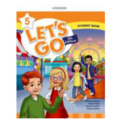Let's Go 5 & 6, 4th Edition,<br /> Student's Book(市販品)