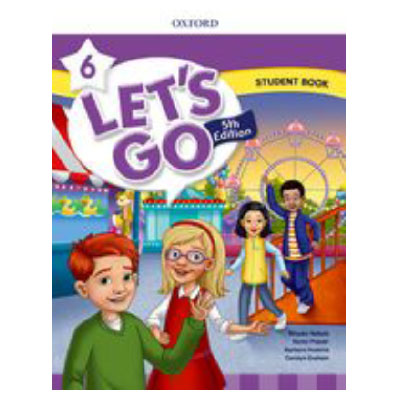 Let's Go 5 & 6, 4th Edition,<br />
