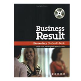 Business Result<br /> 初級