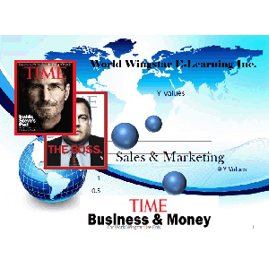 Time Sales and Marketing