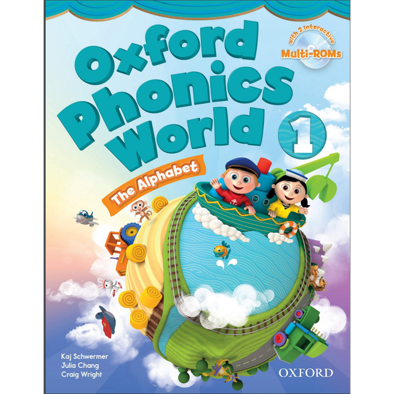 ABOUT OXFORD PHONICS