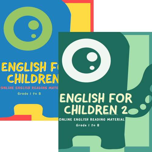 ABOUT ENGLISH FOR CHILDREN