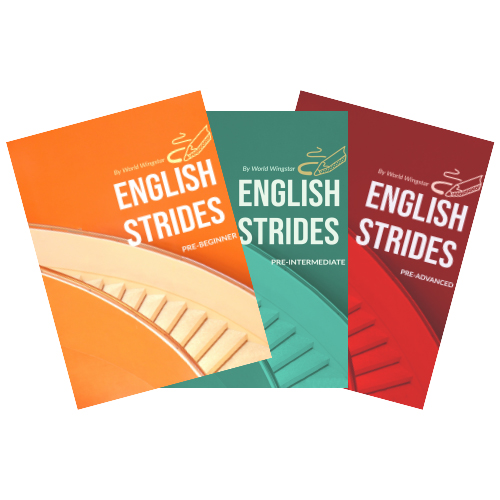 ABOUT ENGLISH STRIDES