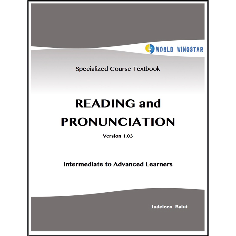 Reading and Pronunciation