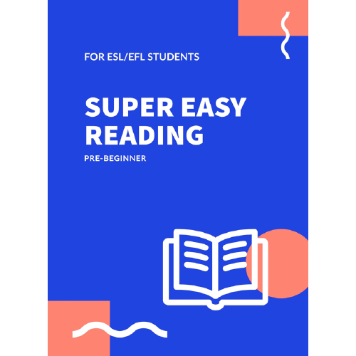 ABOUT SUPER EASY READING
